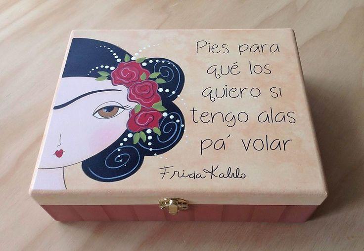 Caja Frida