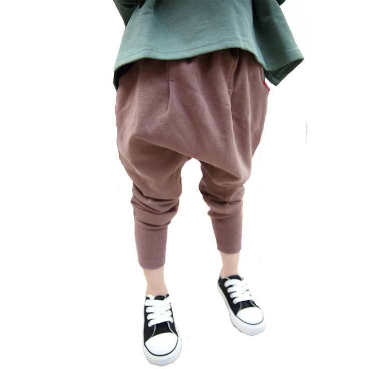>> Click to Buy << Baby Boys Pants Girls Casual Cotton Trousers Solid Fashion Cute Children Harem Pants Kids Autumn Fashion Clothes  #Affiliate
