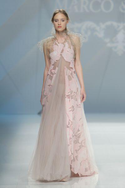 Marco y Maria. Credits: Barcelona Bridal Fashion Week