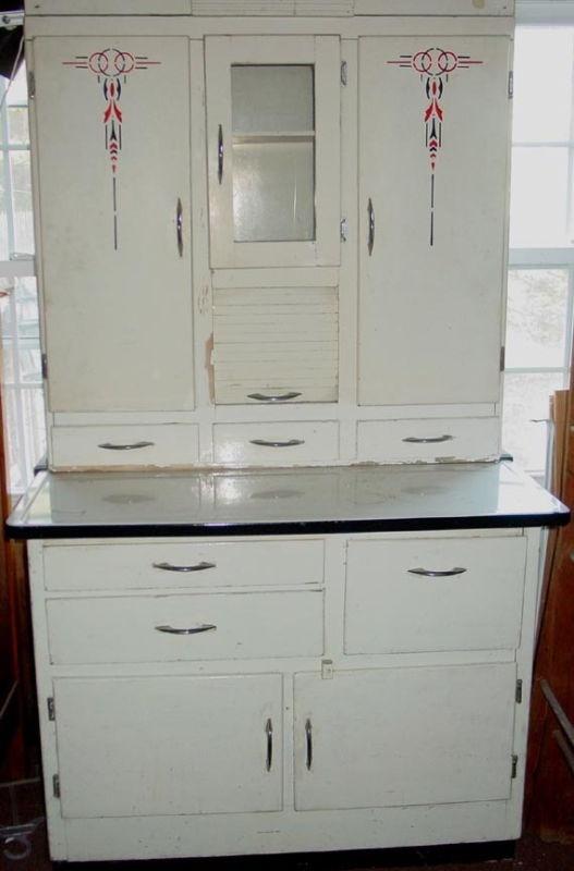 493 best vintage hoosier cabinets-kitchen cabinets images on Pinterest