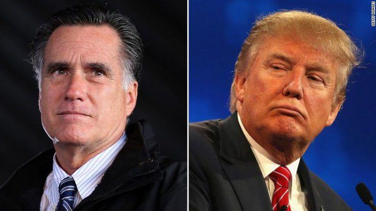 """En un discurso en la Universidad de Utah, Mitt Romney instó a los estadounidenses """"a tomar las decisiones correctas""""."""
