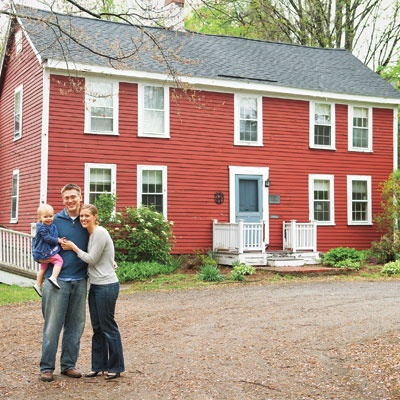 Photo: Keller + Keller   thisoldhouse.com   from Uncovering the True Age of a Historic House: Photos, This Old Houses, Historical Houses, Dreams, Thisoldhous Com, Thisoldhouse With