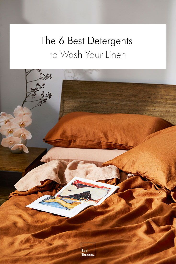 These Are The 6 Best Detergents To Wash Your Linen Bed Linen Sets Bed Linens Luxury Beautiful Bedroom Decor