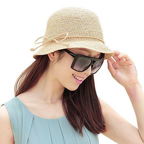 Sedancasesa レデイースハット ラフィア 帽子ハット 小顔効果 折り畳み つば広 人気 uvカット 日よ... https://www.amazon.co.jp/dp/B01KT8PJPI/ref=cm_sw_r_pi_dp_x_q5qTyb279M18M