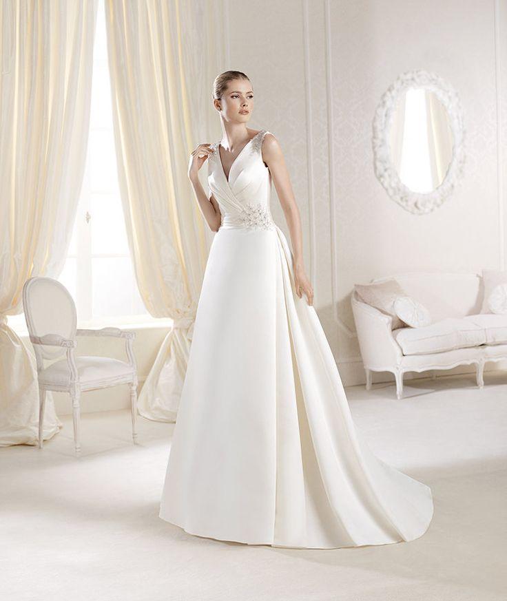 La Sposa presents Iolanne style from Costura 2014 collection | La Sposa
