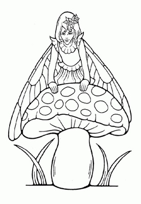 forest fairy coloring pages - 105 best images about my enchanted forest on pinterest