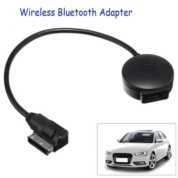 Car Ami Mdi Music Interface Usb Bluetooth Adapter Converter Cable Mp3 Player Fit For Audi A3 A4 A5 A6 Q5 Q7 Ami Vw Mdi 2010 2014 Year Wish Bluetooth Adapter Car Bluetooth Usb