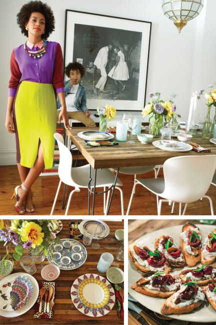 Solange Knowles' Hosts Guests at Her Brooklyn Home - Solange Knowles' Brooklyn Dance Party - ELLE