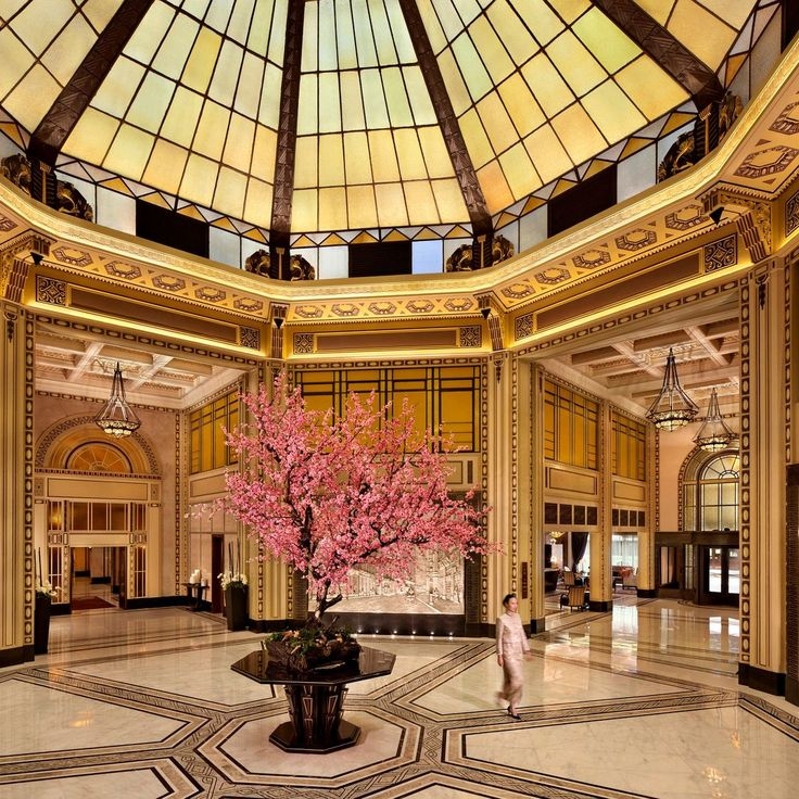 Fairmont Peace Hotel - Shanghai, China