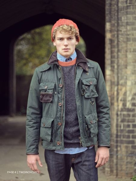 Spey Fishing Jacket by Barbour x To Ki To