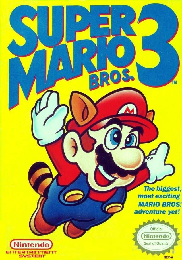 LOVED this game when it first came out! Probably still one of my favourite Mario games till this day.