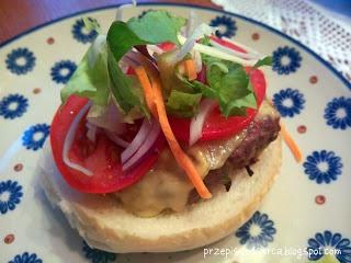 Hamburgery / Beef burgers