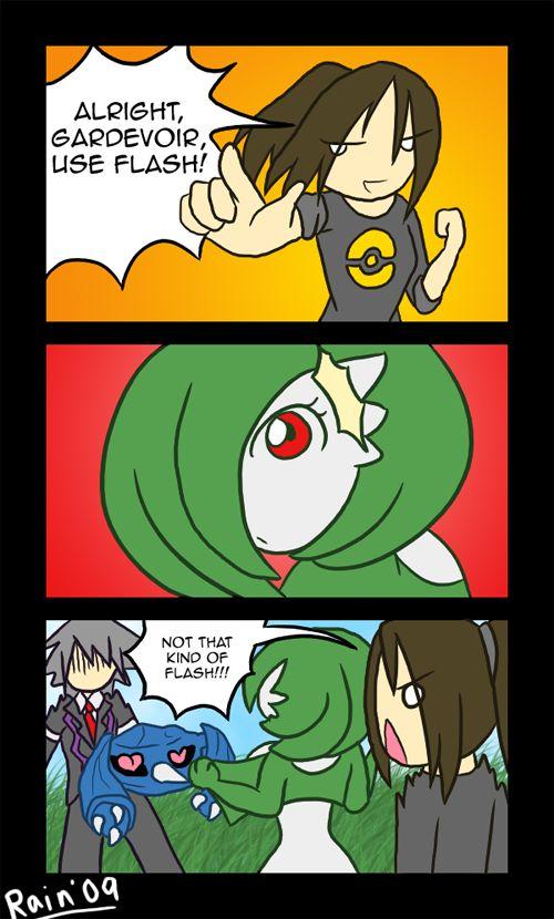 pokemon flash