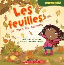 À l'automne, les feuilles changent de couleurs. Avec cet album, les jeunes suivront l'évolution d'une feuille, de sa croissance jusqu'à ce qu'elle tombe. À vos râteaux! Il est temps de ramasser les feuilles mortes!