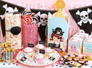 Girl Pirate Party