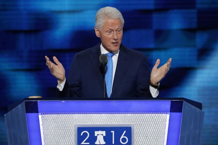 Hollywood Greets Bill Clinton's DNC Speech With Instant Reaction