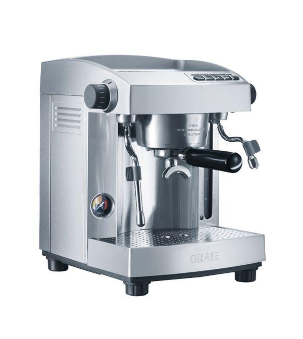 Die Espressomaschine von Graef - Vor- und Nachteile im Test - Geschmack des Espressos dieser Siebträgermaschine und wo man sie günstig kaufen kann