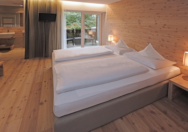 natural living in South Tyrol - Hotel Heini - Sand in Taufers - a beautiful valley South Side the Zillertal Alps.