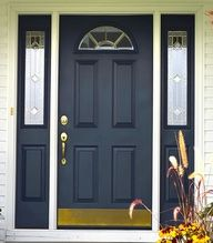 11 best front door colors images on pinterest