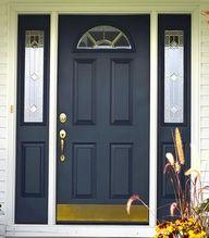 11 best front door colors images on pinterest