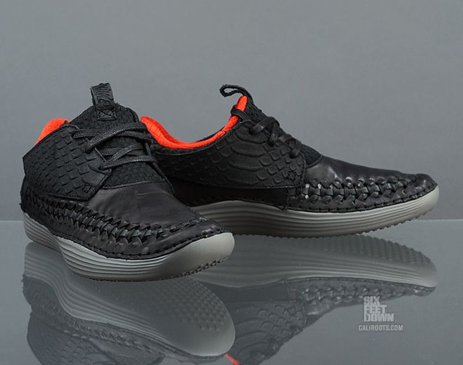 Nike Solarsoft Woven Moccasin PRM QS - Year of the Snake  d1bdefebd847