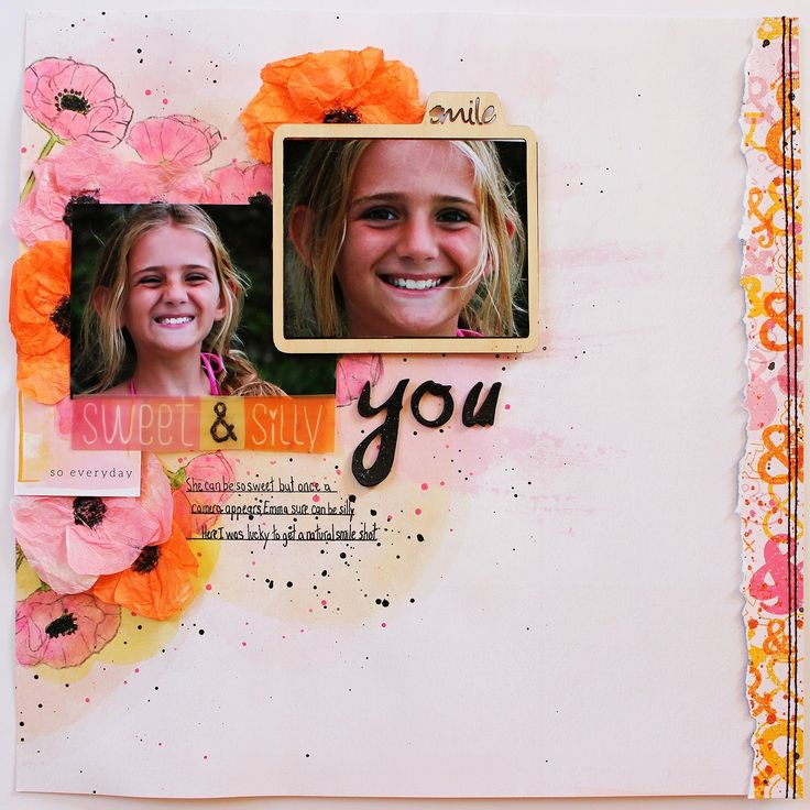 Scrap Savvy Creations: Sweet & Silly You