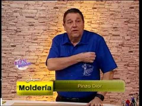 PINZA DIOR                                                Prof. Hermenegildo Zampar  - Bienvenidas TV - Explica la Pinza Dior.