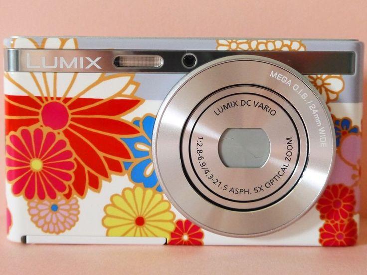 Rare Panasonic LUMIX XS1 16.1 MP Digital Camera Custom Design Japan limited #Panasonic