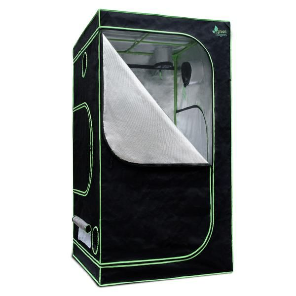 Vendor: DSV Type: None Price: 129.99 Weather Proof Lightweight Grow Tent Lightweight and portable with a weather proof 600D Oxford fabric exterior and aluminium foil inner lining, our Grow Tent is equipped with all the necessary essentials to facilitate healthy growth of your plants and vegetables. These include fittings and spaces for various sized fans, lights and filters; two power cords ports; easy accessibility with zipped and velcroed covers; spacious interior and a sturdy…
