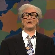 Will Ferrell as Harry Caray SNL