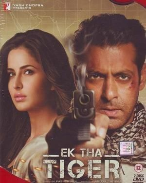 Ek Tha Tiger: Video CD