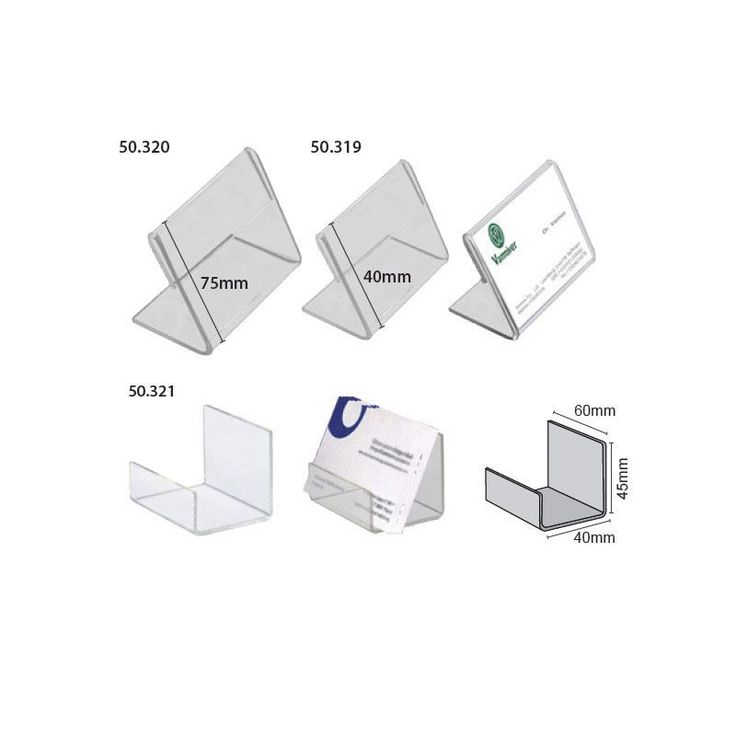 Expositor Acrílico para Tarjetas de Visita (20 unidades) https://doncarteltienda.es/producto/expositor-acrilico-para-tarjetas-de-visita/