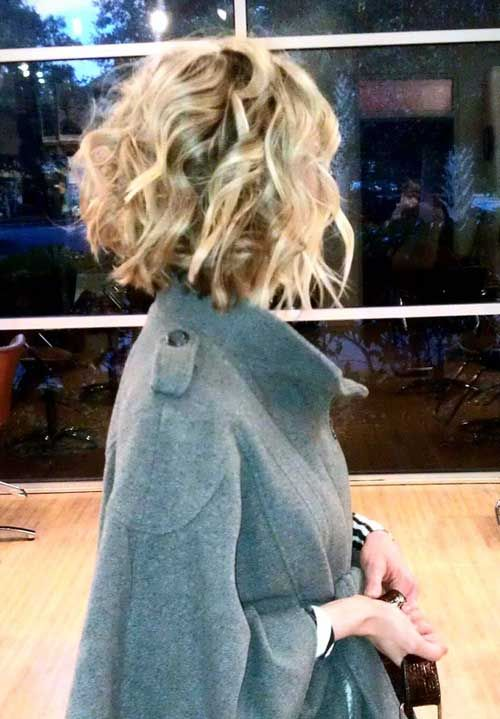 35 New Short Curly Hairstyles | 2013 Short Haircut for Women
