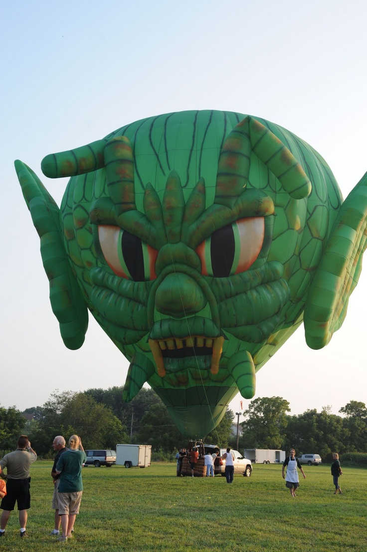 Hot Air Balloon Festival - Bing Images Imagine looking up to the sky and seeing this