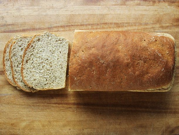 Dill Rye Bread by @seriouseats - Husband will hate it. But I won't!
