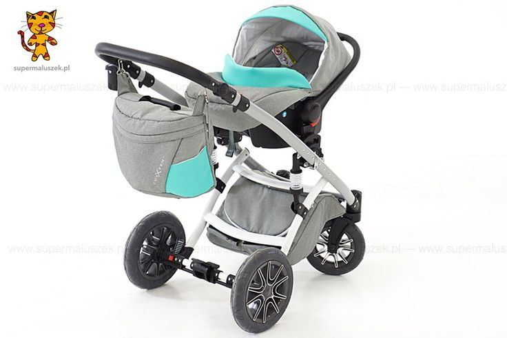 Wózek dziecięcy 3w1 Naxter - bardzo nowoczesny, niezwykle funkcjonalny, uwielbiany przez młodych rodziców.   http://supermaluszek.pl/NaXter_3w1_wozek_dzieciecy  #supermaluszek #wózekdziecięcy #naxter