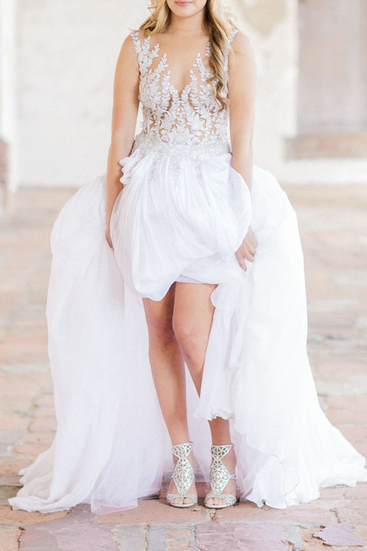 Awesome The Sexy Wedding Dress Our Editors Can ut Get Over