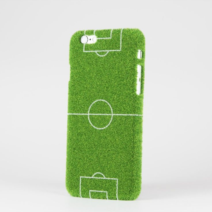 Football Fever Pitch Sport iPhone 6/6s Case by Shibaful #Accessory, #Case, #IPhone