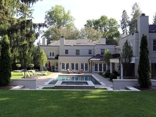 17 Best Images About Michigan Celebrity Homes On Pinterest Mansions Acre And Tudor Homes