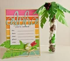tropical party decorations - Google Search