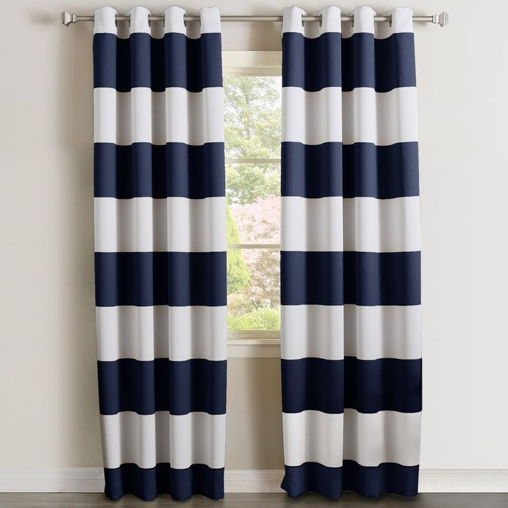 """52x 84"""" only length, $83 for 2 panels, dark greay also Bold Curtain Panels"""