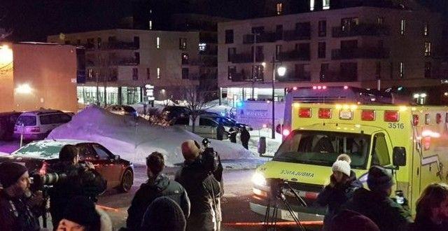 Βίντεο από την επίθεση στο τζαμί στο Κεμπέκ: Πέντε νεκροί και αρκετοί τραυματίες είναι ο απολογισμός από την επίθεση σε τζαμί στο Σεντ Φουά…