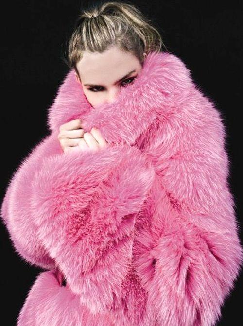 Fall 2013 Trend – Pastel Pink Silk Magazine November 2009