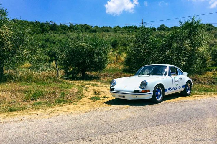 The Best Seat In The House Is A Porsche 911 2.7 RS | Petrolicious