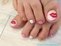 valentines pedicures - Google Search