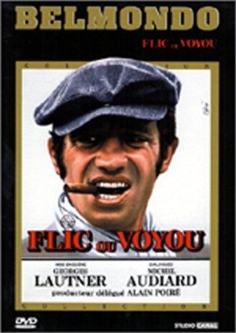 Flic ou voyou DVD ~ Jean-Paul Belmondo
