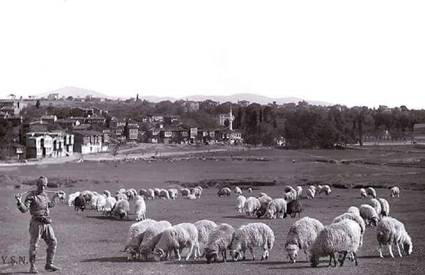 Bir Zamanlar İstanbul, Şimdi yerinde Nautilius AVM bulunan Kadıköy İbrahimağa…