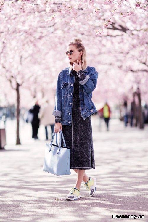 Весенние и летние образы Elsa Ekman