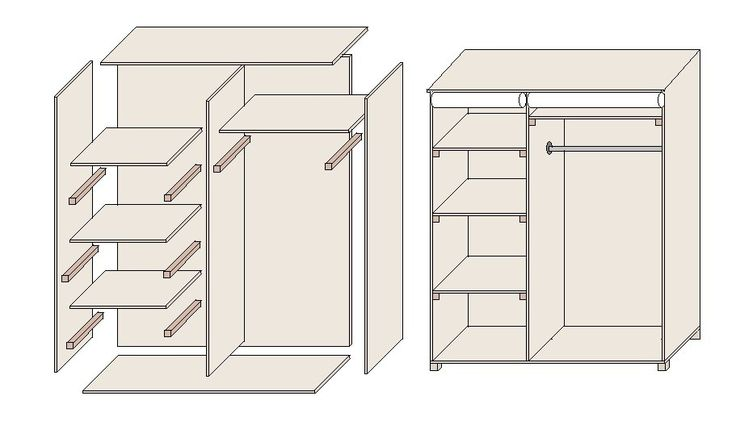 17 b sta id er om begehbarer kleiderschrank selber bauen p pinterest selber bauen begehbarer. Black Bedroom Furniture Sets. Home Design Ideas