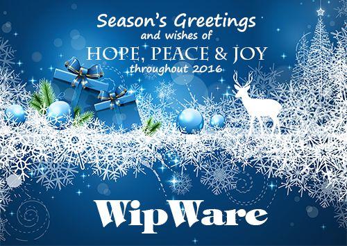 Season's Greetings from WipWare! #mining #wipware #fragmentationanalysis #christmas #seasonsgreetings